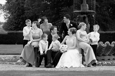 Sinead and Paul Johnstone Wedding
