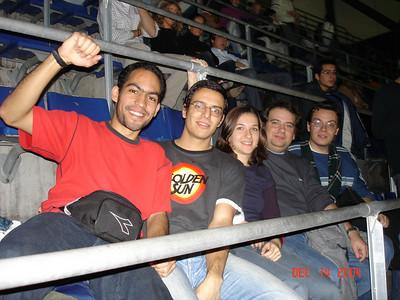 2012_12_14 Soccer Match at Santiago Bernabeu