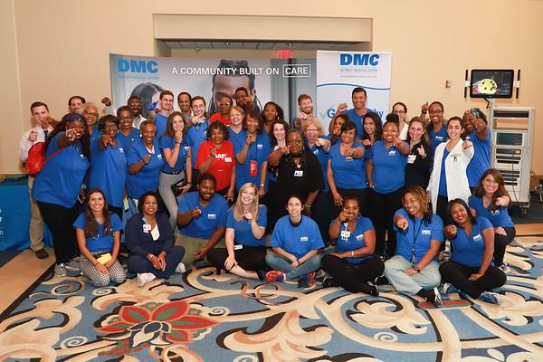 DMC Health Fair- Greater Grace 2019