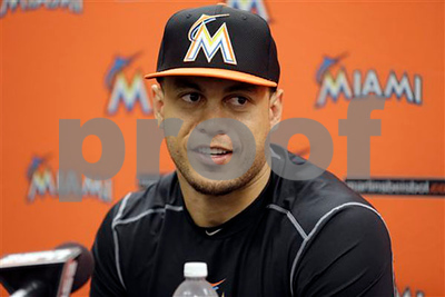 marlins-stanton-faces-first-live-pitches-since-being-hit