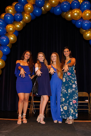 Class of 2020 Ring Ceremony 4/24/19