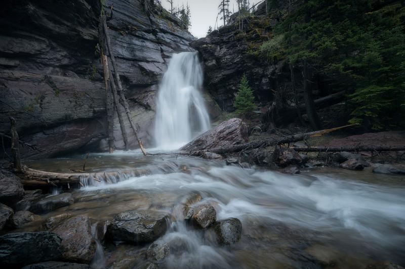 Tranquil    Baring Falls