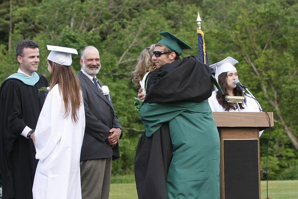 WUHS Class of 2011 Graduation