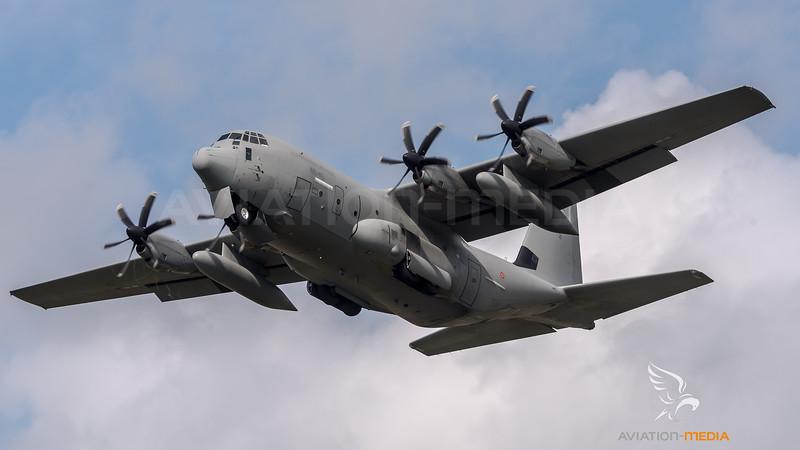 A.M.I. 46 Brigata / Lockheed C-130J Hercules / 46-45 MM62180