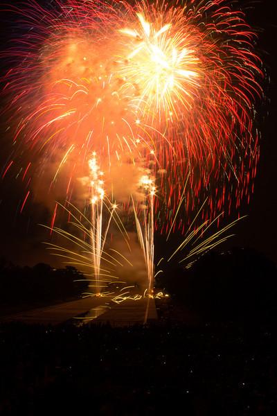 Washington DC, National Mall, Fireworks, 4th of July, 2012