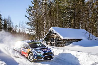 WRC Arctic Rally Finland 2021