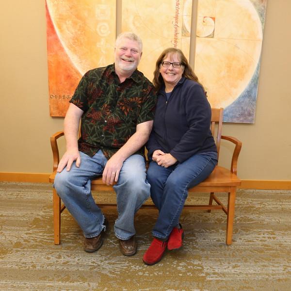 Steve & Nancy Johnson