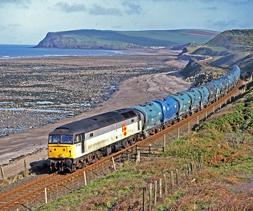 Diesels on the Cumbrian coast