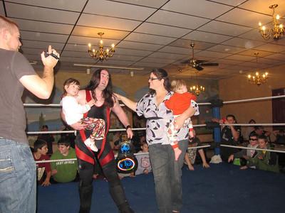 Northeast Championship Wrestling Wrestlefest VII  November 19, 2011