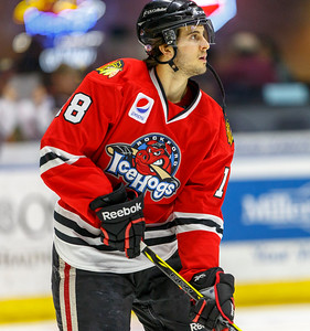 IceHogs vs Wolves 01-30-15