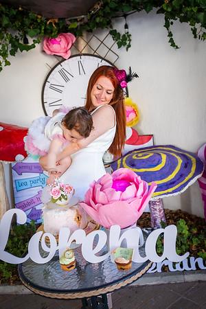 Лорена - Първи рожден ден