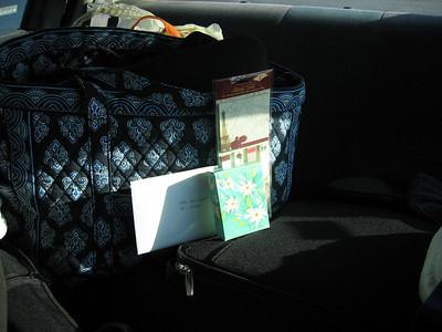 Roadtrip to Texas Jenny & I Nov 14-20 2011. 15 states in 7 days