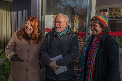 Opening of Findhorn Flower Essences January 2020