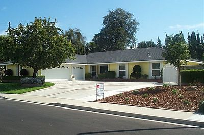 Our House in  Thousand Oaks