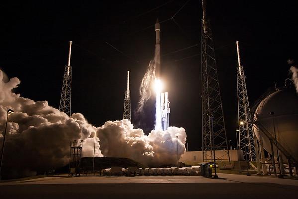 NASA TDRS-L Launch