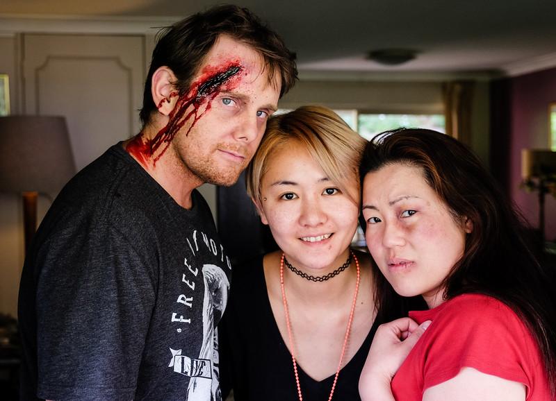 Jonathan Stone, Movie: Tragic Enough