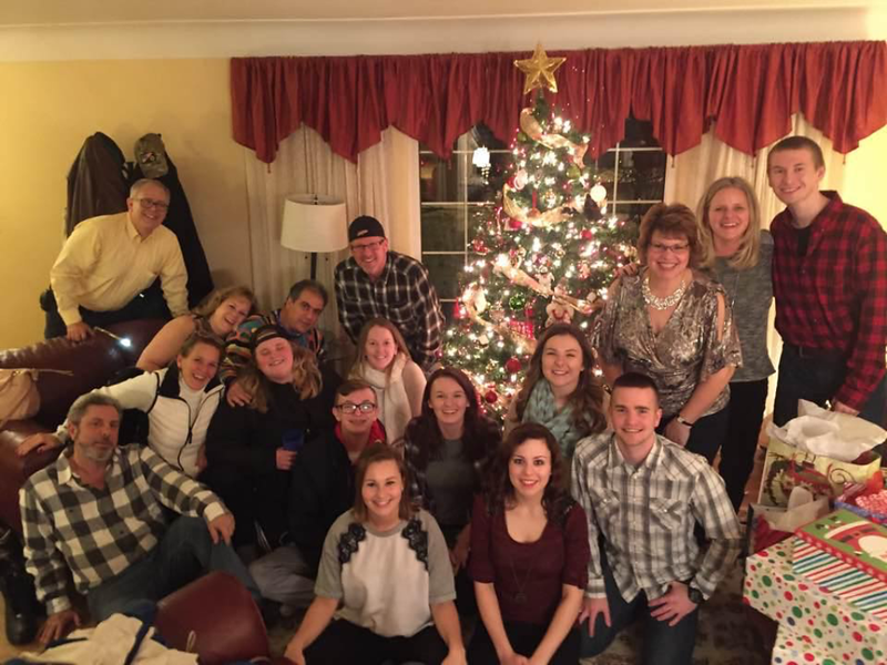Biaglow Family Christmas Party -- December 30, 2016