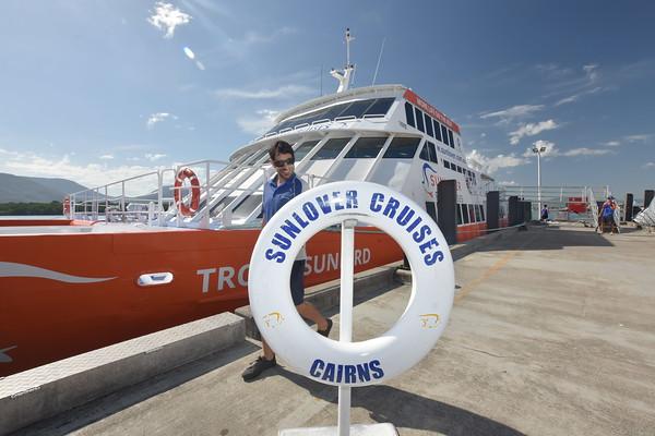 Sunlover Cruises 06th November 2019