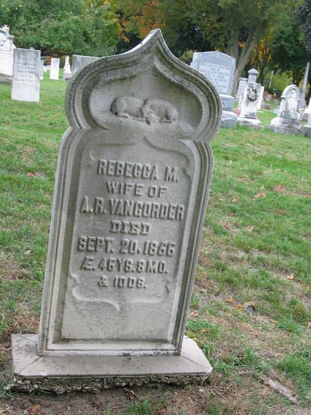 Rebecca M. Vangorder