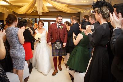 Ashley & Craig's wedding