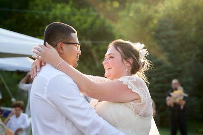Breanna & Jonathan Wedding August 8, 2020