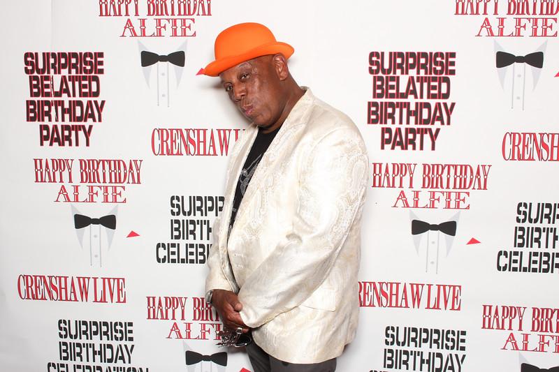 Alfie's Belated Birthday