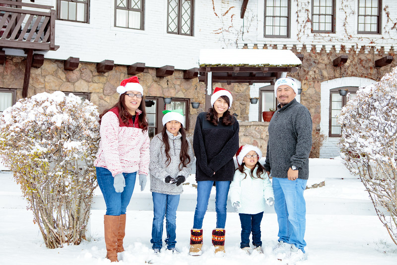 Davis Family Snow Pix
