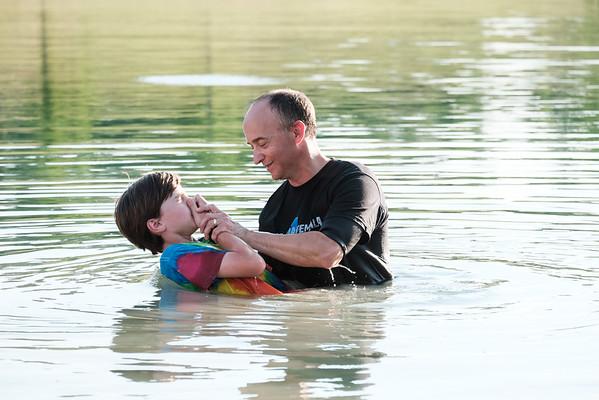 events: piedmont baptisms