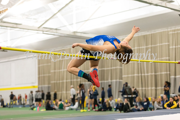 Wellesley College track & field 12/7/2019