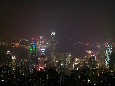 Hong Kong and Kuala Lumpur