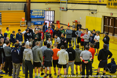 Warm Up - 2014 Fall Brawl - 11-2-14