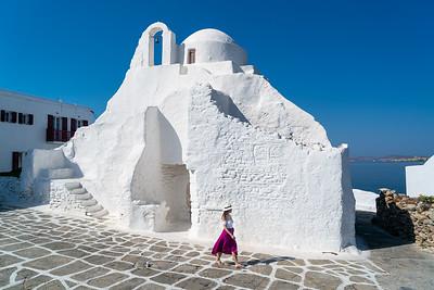 Greece - April 2018