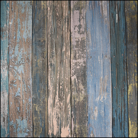 Colored Wood