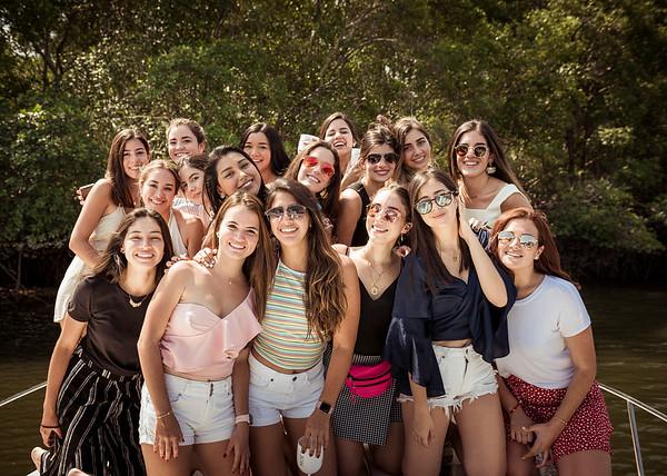 Los 21 de Camila