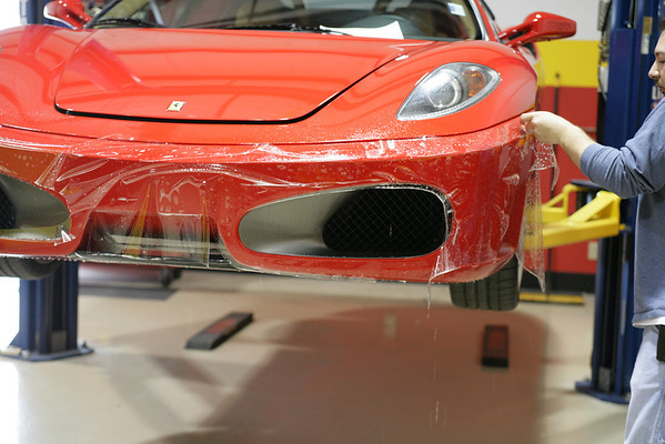 07 Ferrari F430 Spider