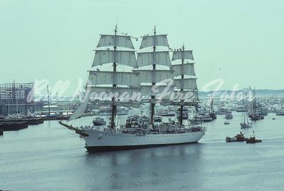 Tall Ships....various years