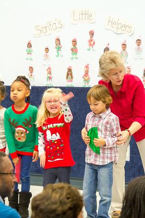 Mackenna Christmas Show 2015