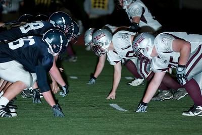 Black Hills HS vs. Montesano HS, varsity, September 3, 2010