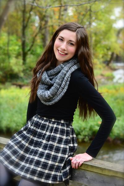Carrie Senior Pics