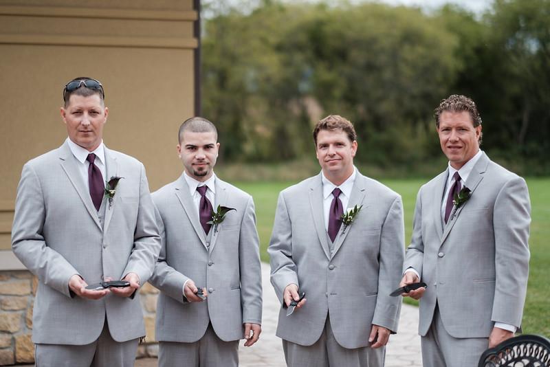 Brenna & Jarett's DC Estate Winery Wedding