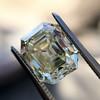 4.71ct Antique Asscher Cut Diamond GIA WX VS2 34