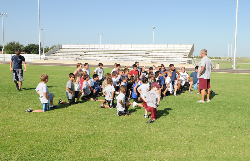 Junior Football Camp