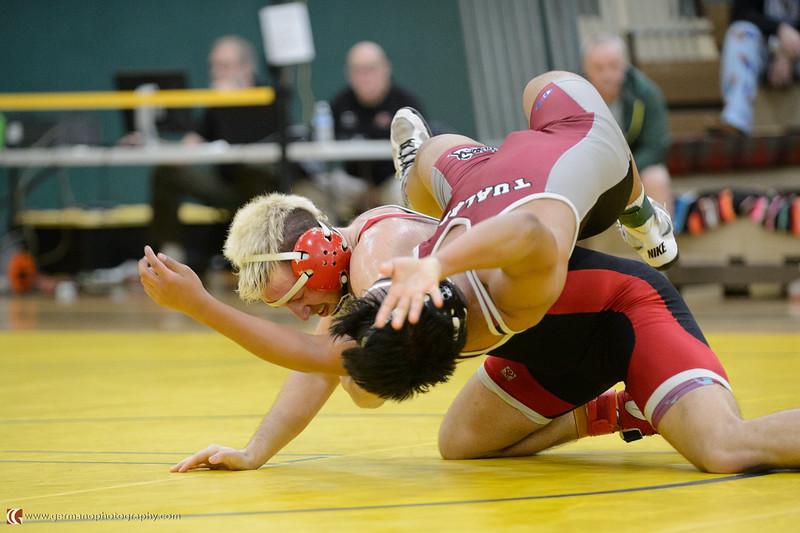 160 Oregon City vs Tualatin Bout 165 Walton v Namper