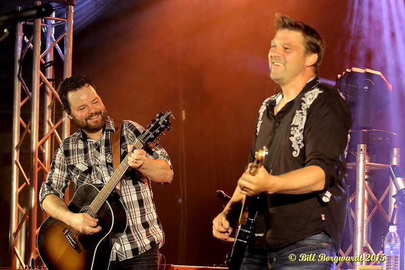 Dave Wasyliw & Chris Thorsteinson - Doc Walker at Spruce Grove 112