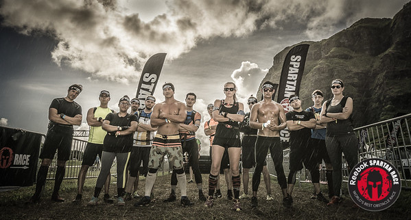 2016 Spartan Hawaii
