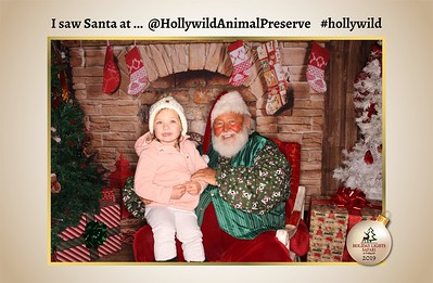Hollywild Santa Photos - 120819