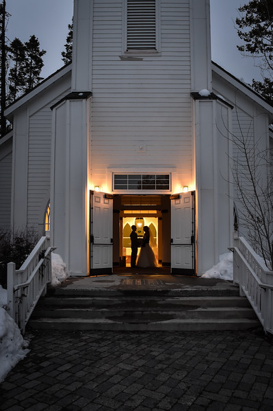 Wedding at Tamarack Resort Arling Chapel