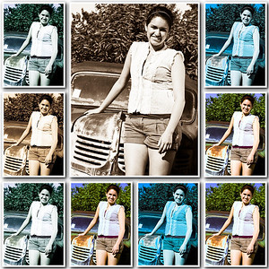 Kaily collage