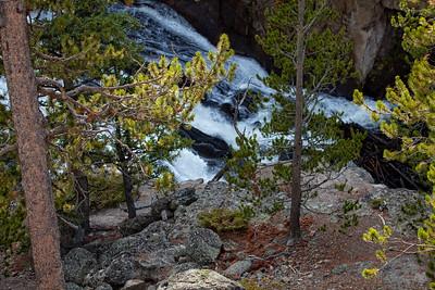Yellowstone Gibbon Falls