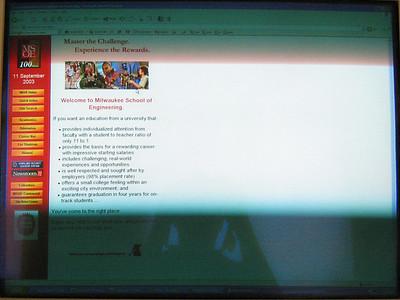 2003-09-11,10-31: CS-321 Computer Graphics Examples